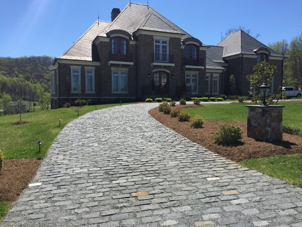 4 Great Uses for Granite Cobblestones