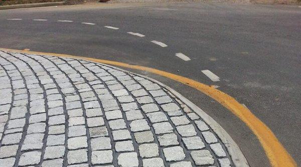 Granite Cobblestone Project at Virginia Tech