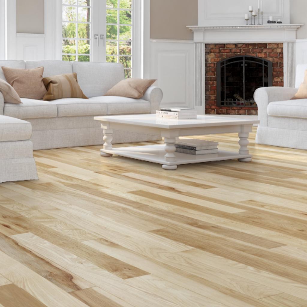 Domestic hardwood floors realgoods company for Domestic hardwood